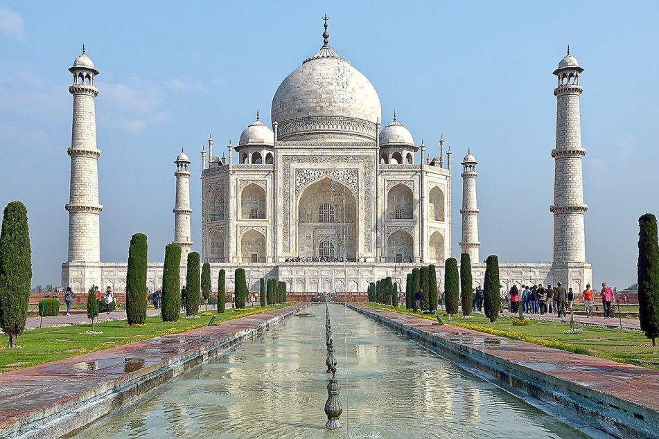 Vaastu Shastra, Vastu, Indien, Agra, Taj Mahal, Mausoleum, Architektur, Grab, Mamor, weiß